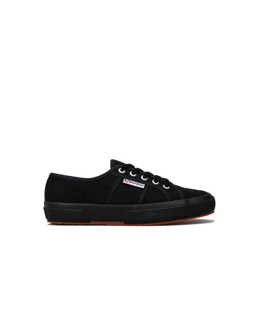 Image for Women's Superga 2750 Cobinu Classic Pumps in Black