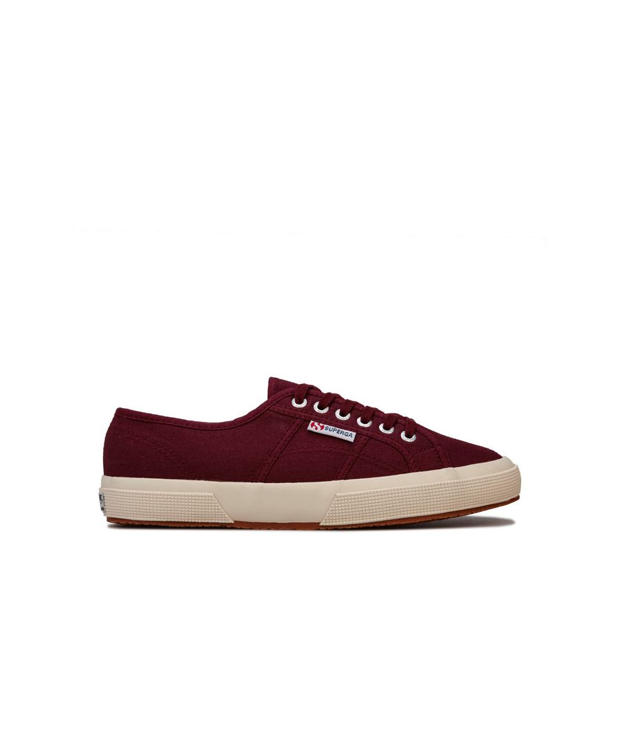 Image for Men's Superga 2750 Cobinu Classic Pumps in Burgundy
