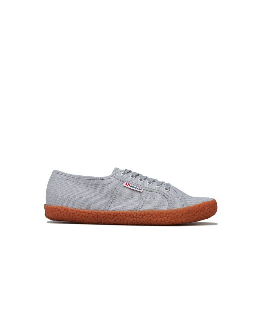Image for Men's Superga 2750 Cotu Classic Pumps in Light Grey