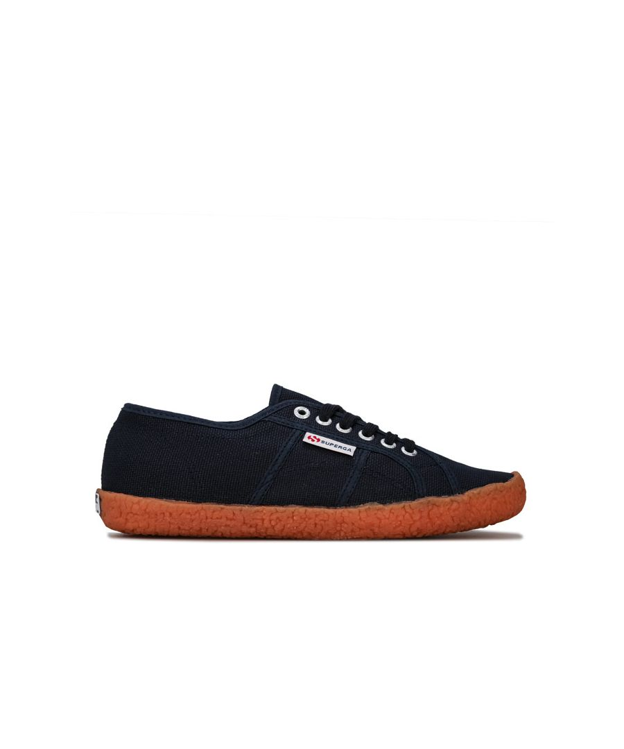 Image for Women's Superga 2750 Cotu Classic Pumps in Navy