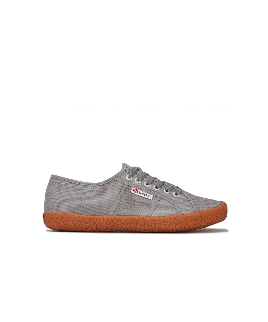 Image for Women's Superga 2750 Cotu Classic Pumps in Grey