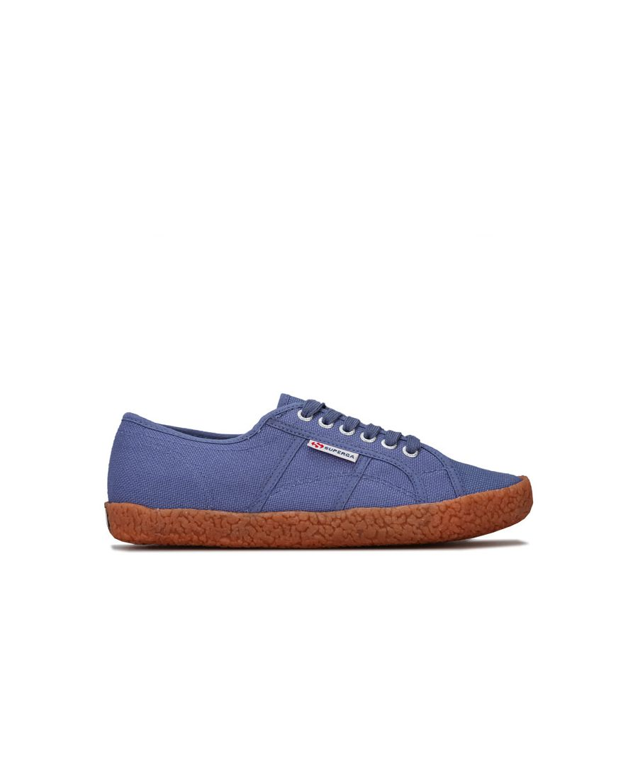 Image for Women's Superga 2750 Cotu Classic Pumps in Blue