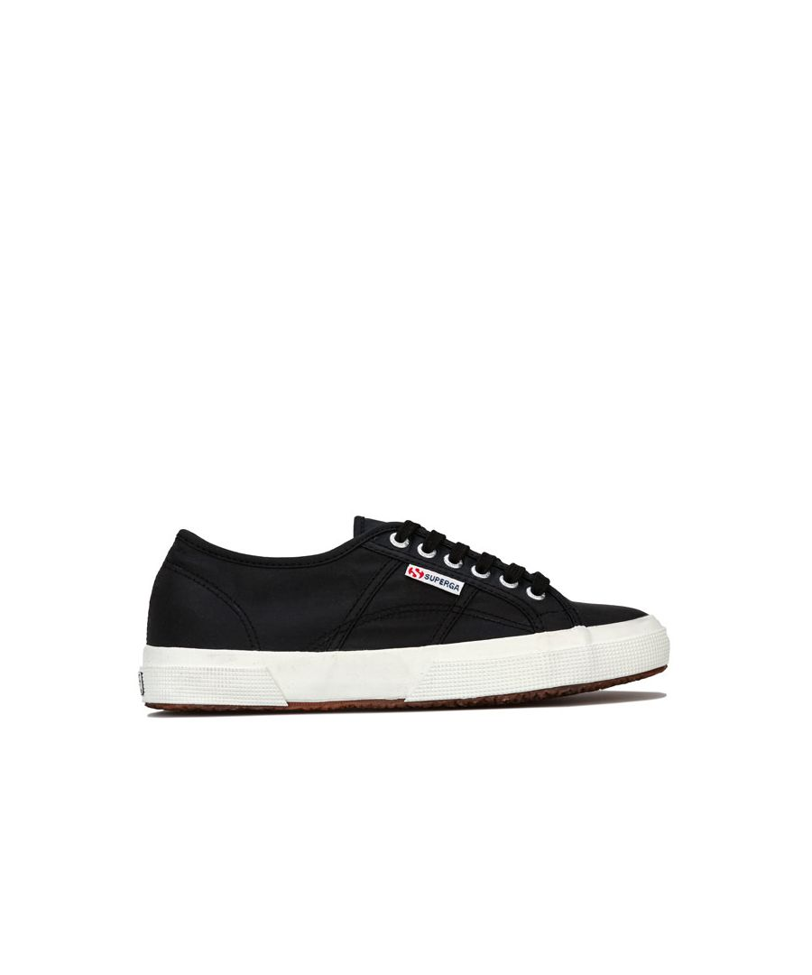 Image for Women's Superga 2750 Plus Nylon Classic Pumps in Black