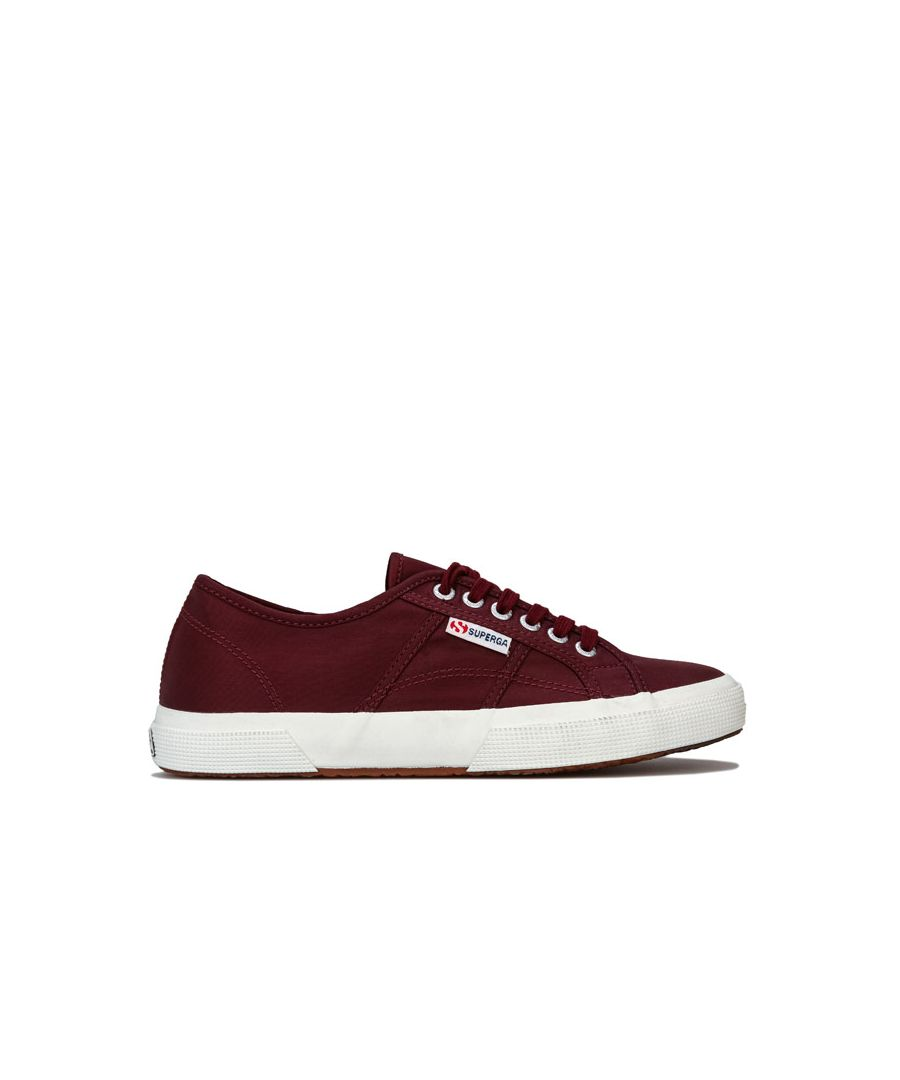 Image for Women's Superga 2750 Cobinu Classic Pumps in Burgundy