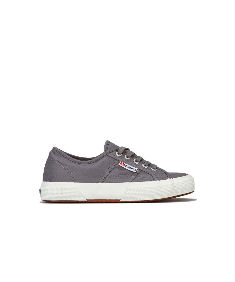 Image for Women's Superga 2750 Plus Nylon Classic Pumps in Grey