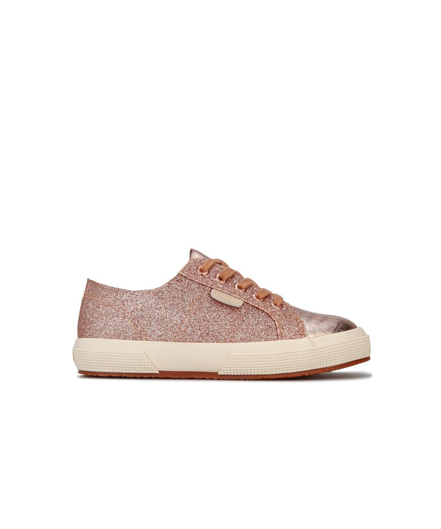 Image for Girl's Superga Children 2750 Cotu Classic Pumps in Rose