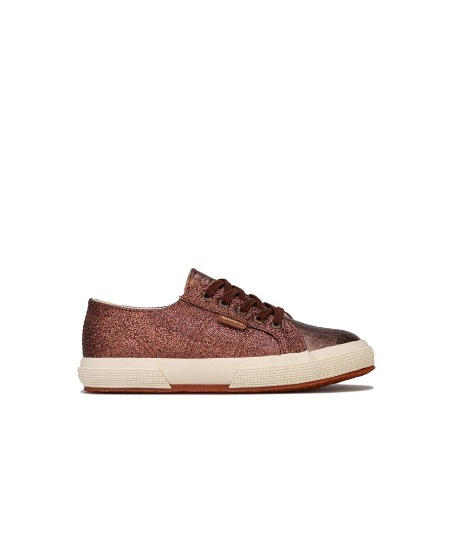 Image for Girl's Superga Infant 2750 Cotu Classic Pumps in Bronze
