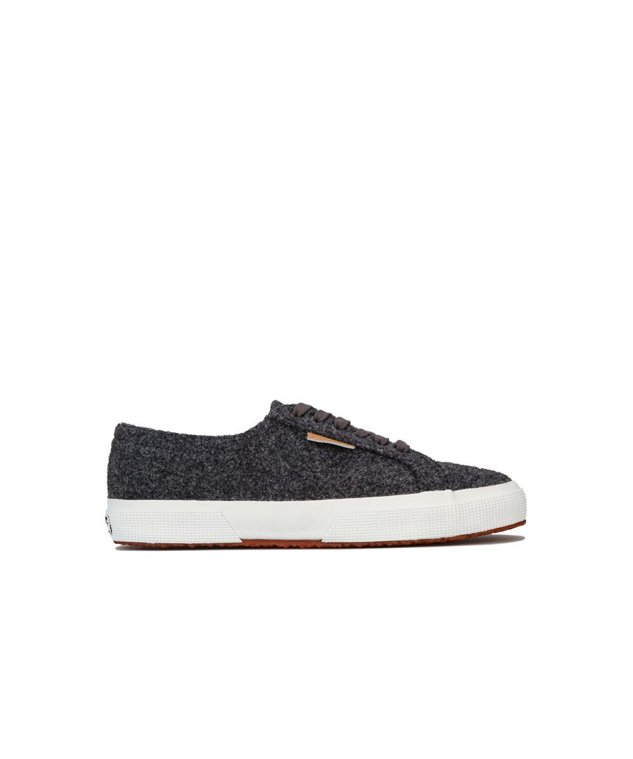 Image for Men's Superga 2750 Feltu Classic Pumps in Grey