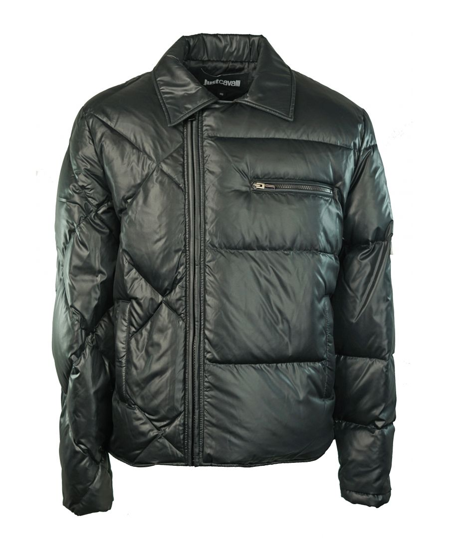 Image for Just Cavalli S01AM0266 N39378 900 Jacket