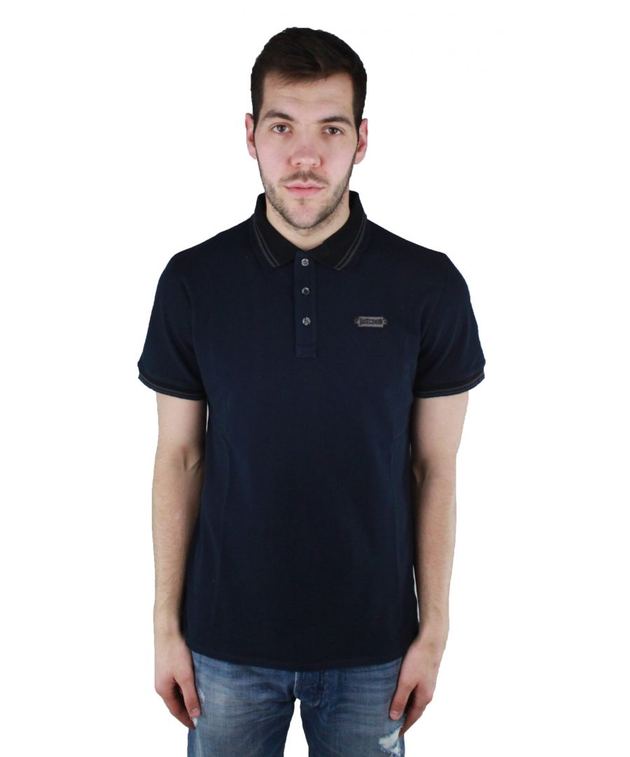 Image for Just Cavalli S01GC0452 N20557 524 Polo Shirt