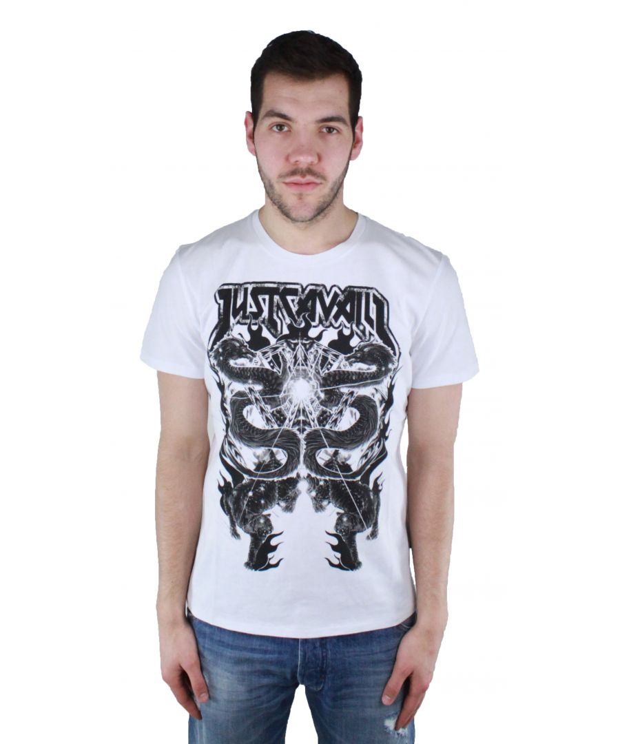 Image for Just Cavalli S01GC0462 N20663 100 T-Shirt