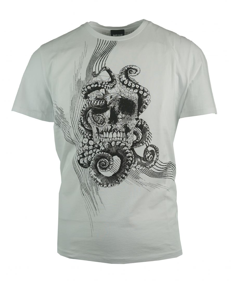 Image for Just Cavalli S01GC0532 100 T-Shirt