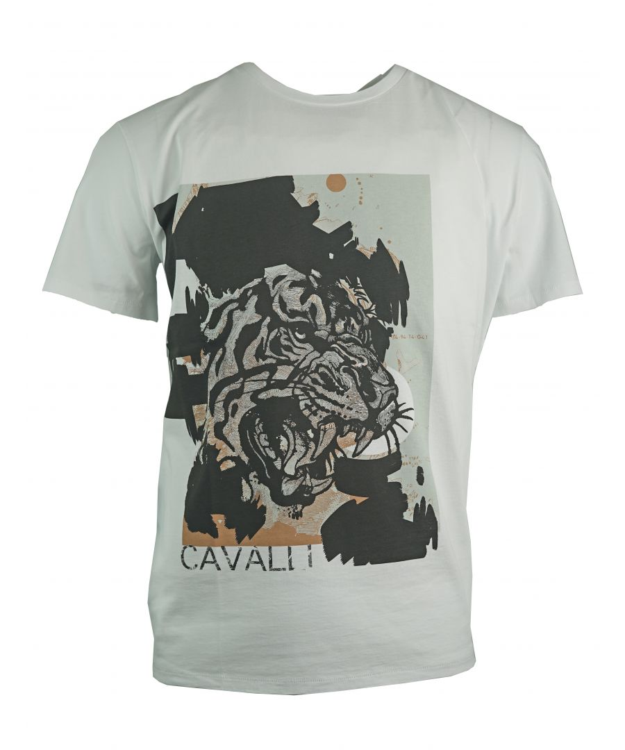 Image for Just Cavalli S01GC0541 100 T-Shirt