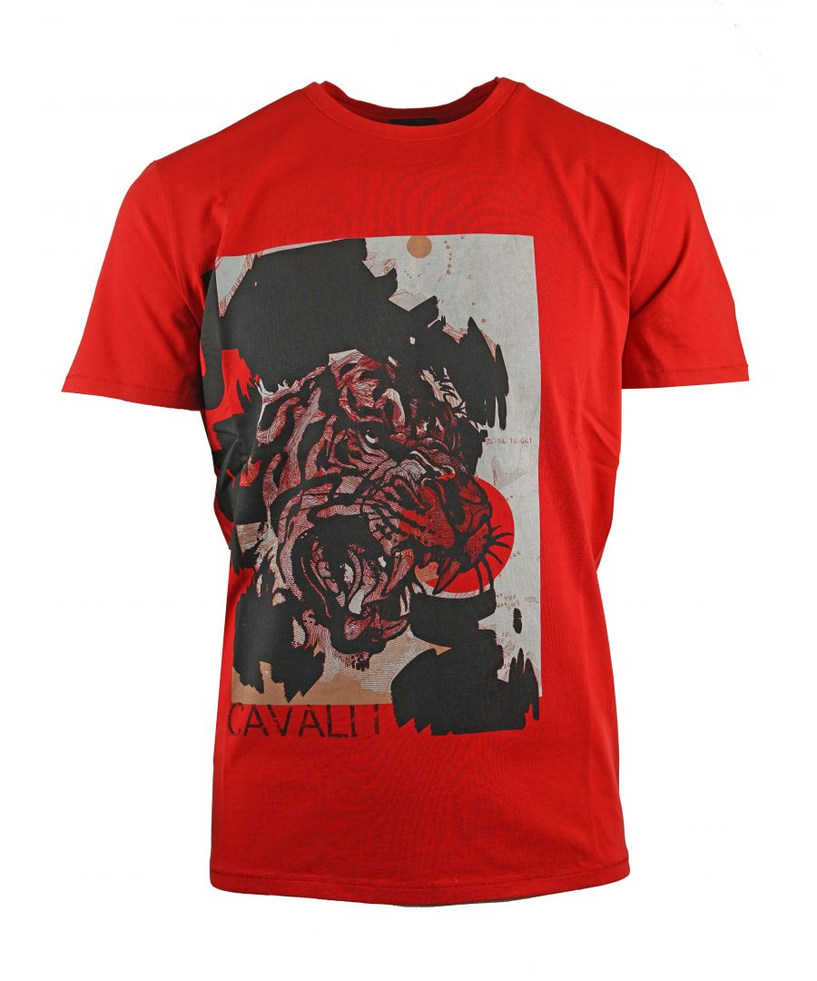 Image for Just Cavalli S01GC0541 307 T-Shirt