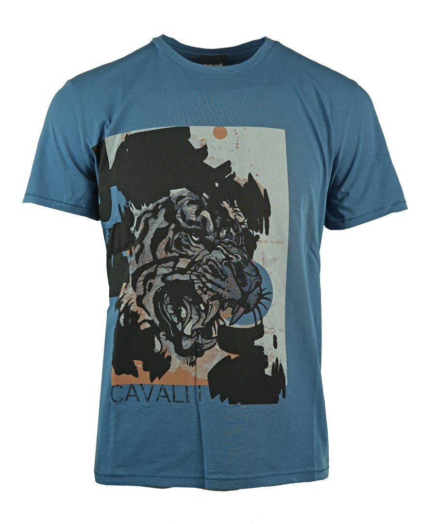 Image for Just Cavalli S01GC0541 523 T-Shirt
