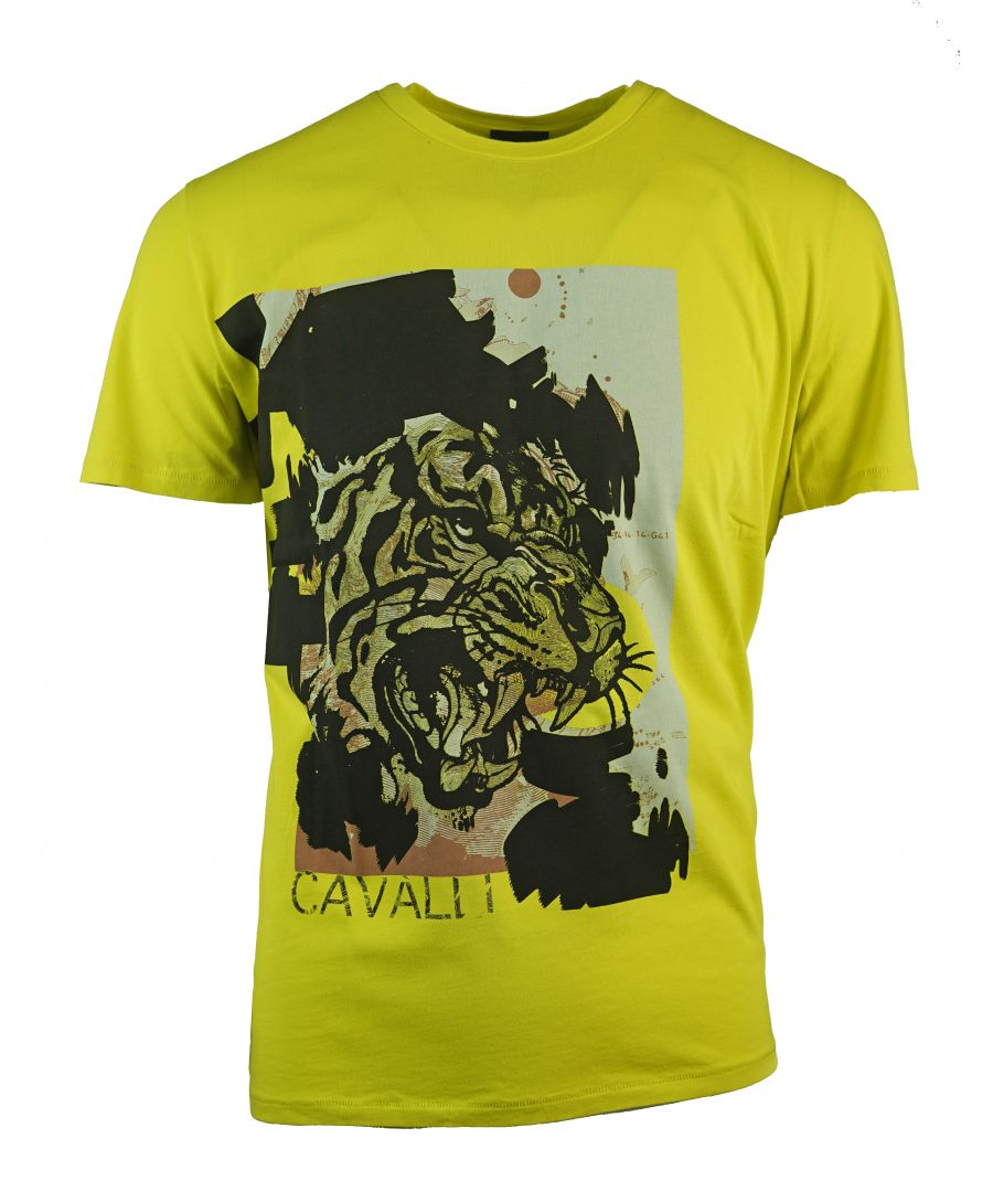 Image for Just Cavalli S01GC0541 679 T-Shirt