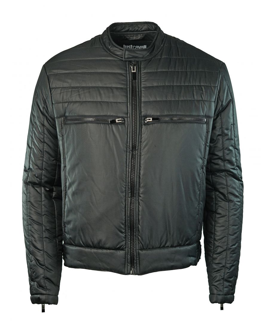 Image for Just Cavalli S03AM0286 N29278 900 Jacket