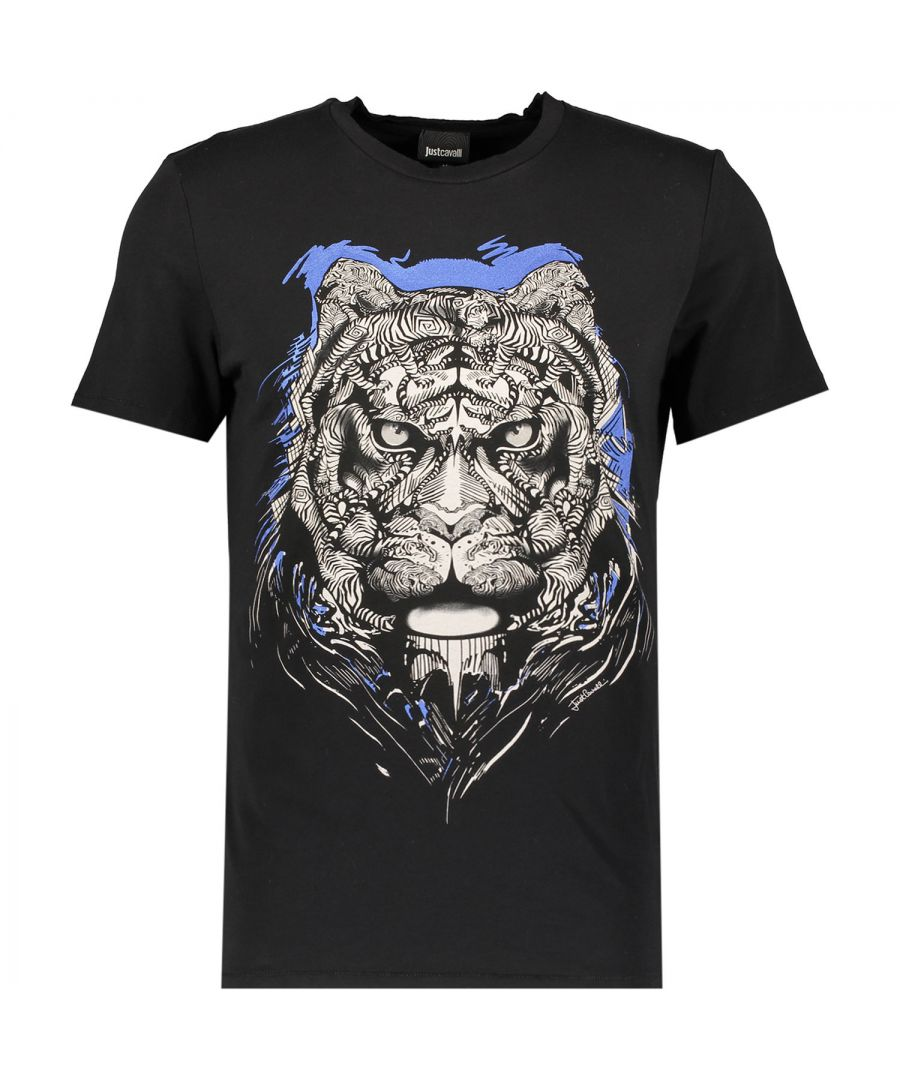 Image for Just Cavalli S03GC0361 900 N20663 T-Shirt