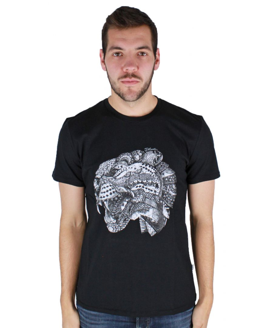 Image for Just Cavalli S03GC0444 900 N20663 T-Shirt