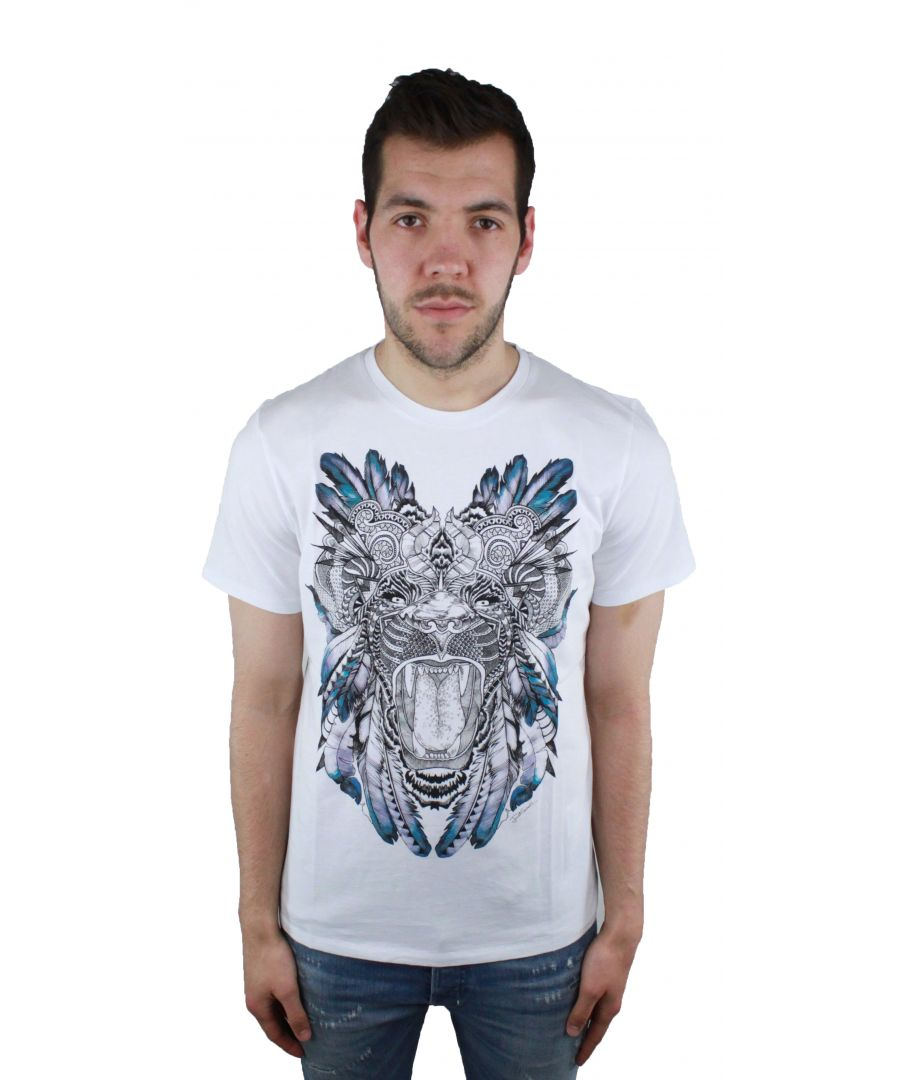 Image for Just Cavalli S03GC0468 100 T-Shirt