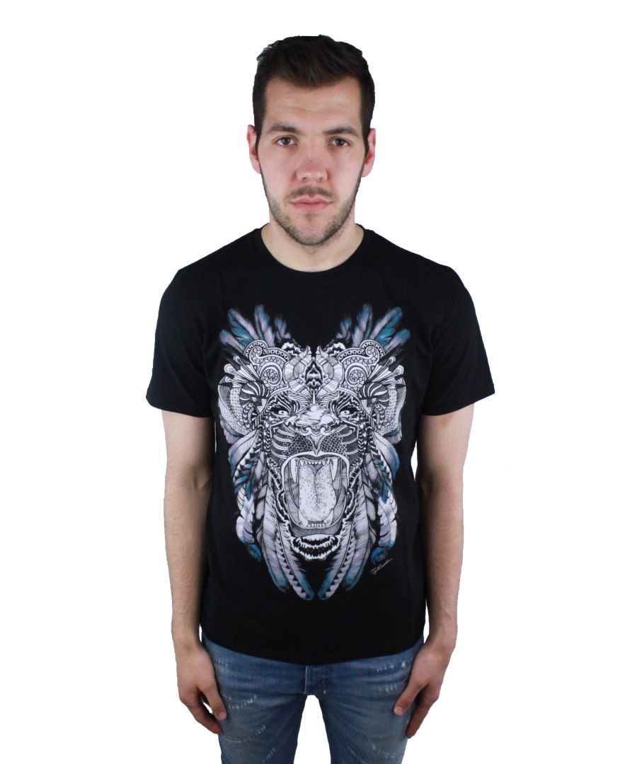 Image for Just Cavalli S03GC0468 900 T-Shirt