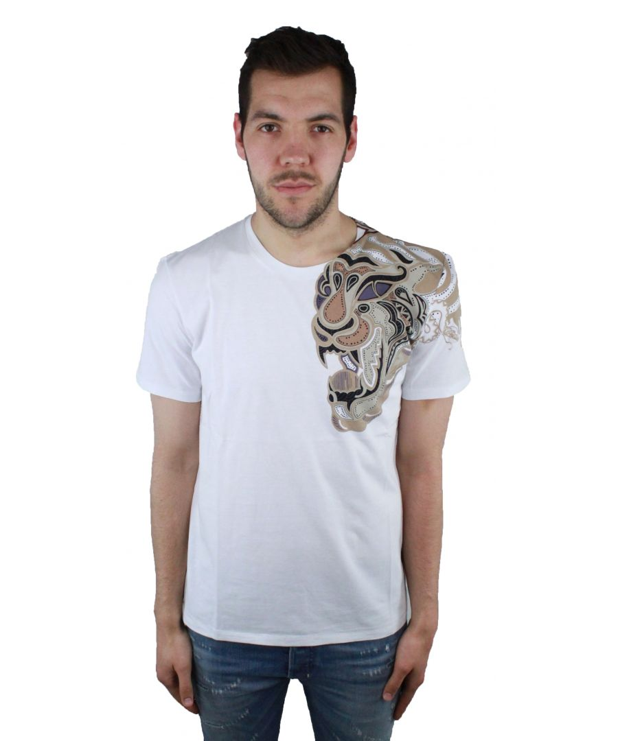 Image for Just Cavalli S03GC0474 100 T-Shirt