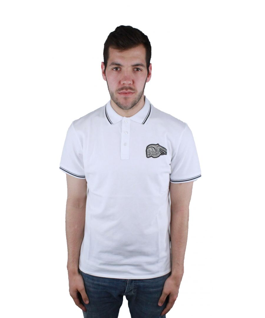 Image for Just Cavalli S03GL0002 100 Polo Shirt