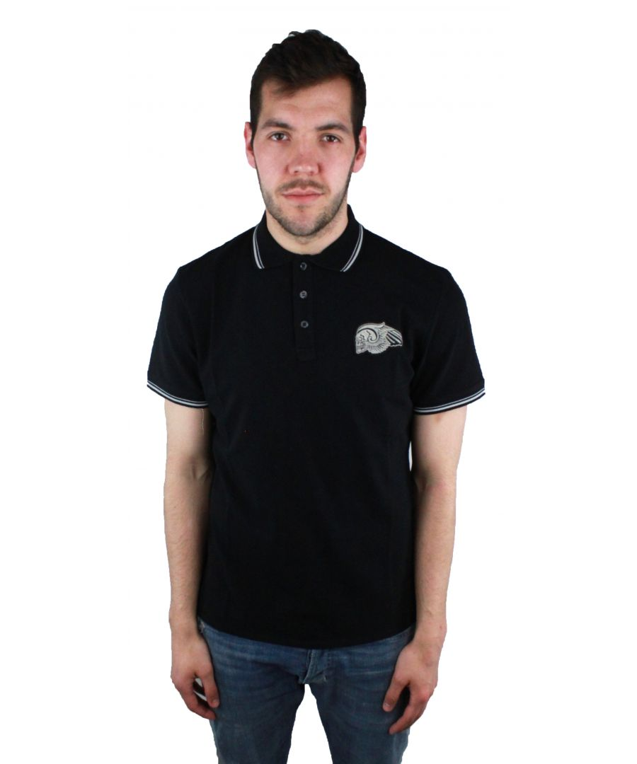 Image for Just Cavalli S03GL0002 900 Polo Shirt