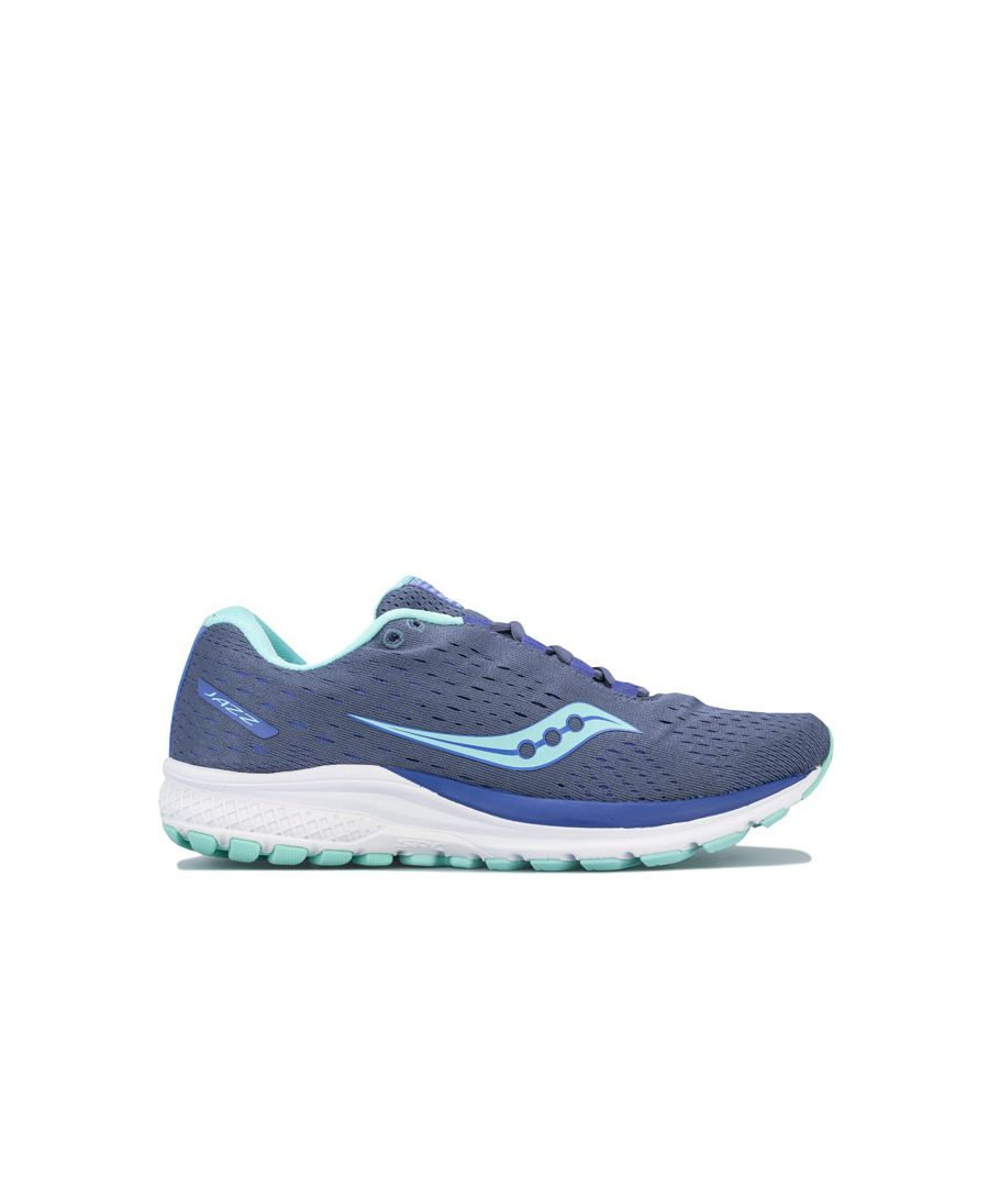 Image for Women's Saucony Jazz 20 Running Shoes in Grey