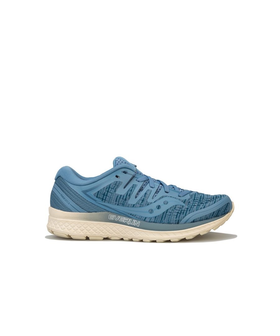 Image for Women's Saucony Guide ISO 2 Running Shoes in Blue