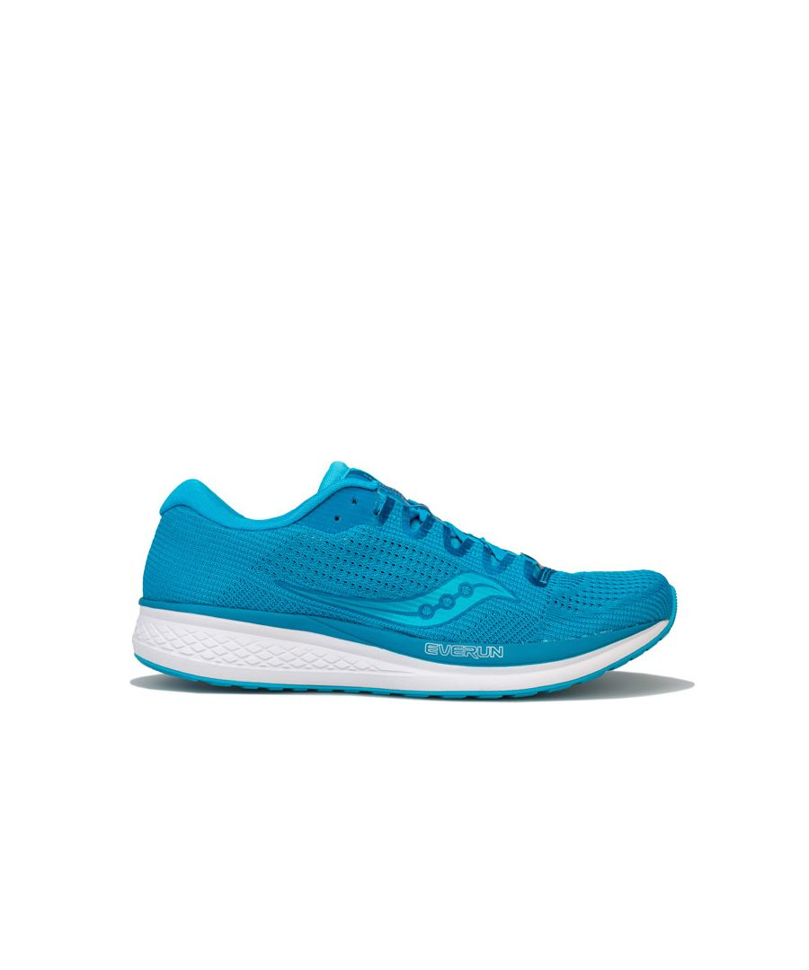 Image for Women's Saucony Jazz 21 Running Shoes in Blue