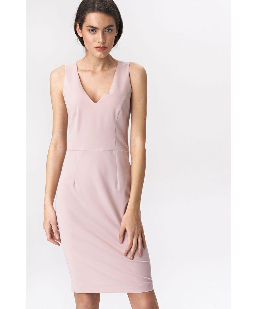 Image for Pinky mini dress