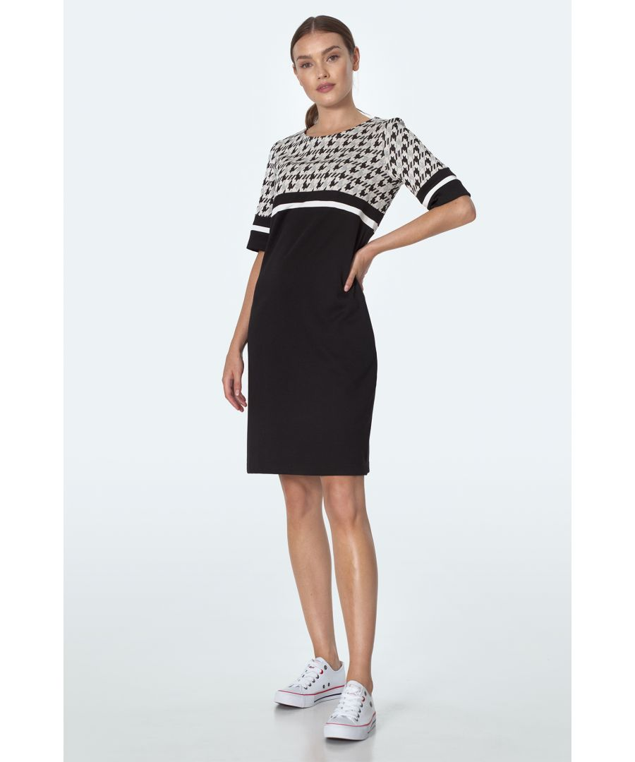 Image for Simple Dress With Pockets in Pepito Pattern