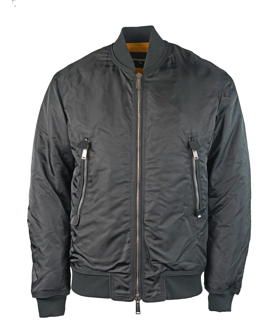 Image for DSquared2 S71AM0985 S49350 900 Jacket