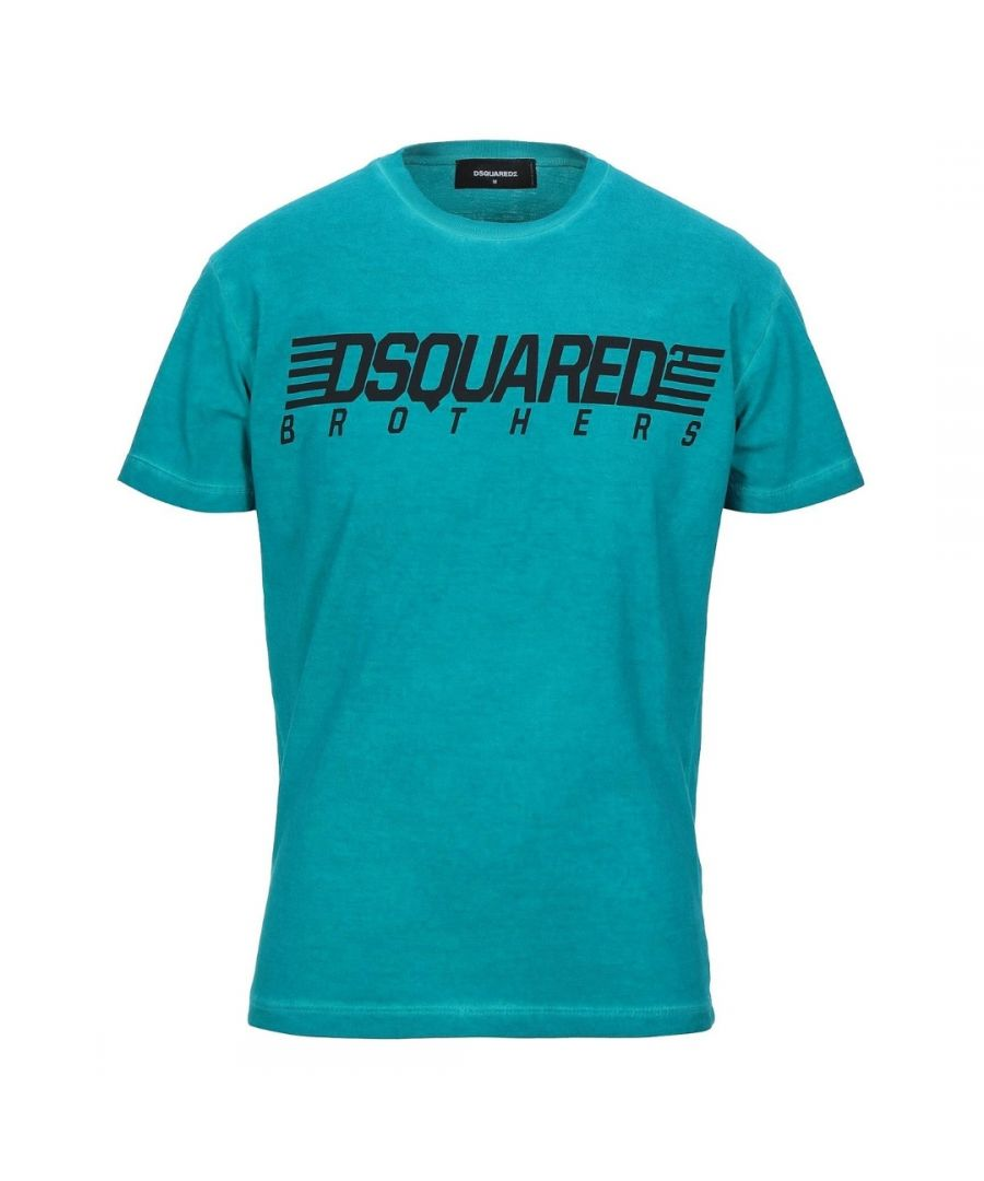 Image for Dsquared2 Brothers Cool Fit Green T-Shirt