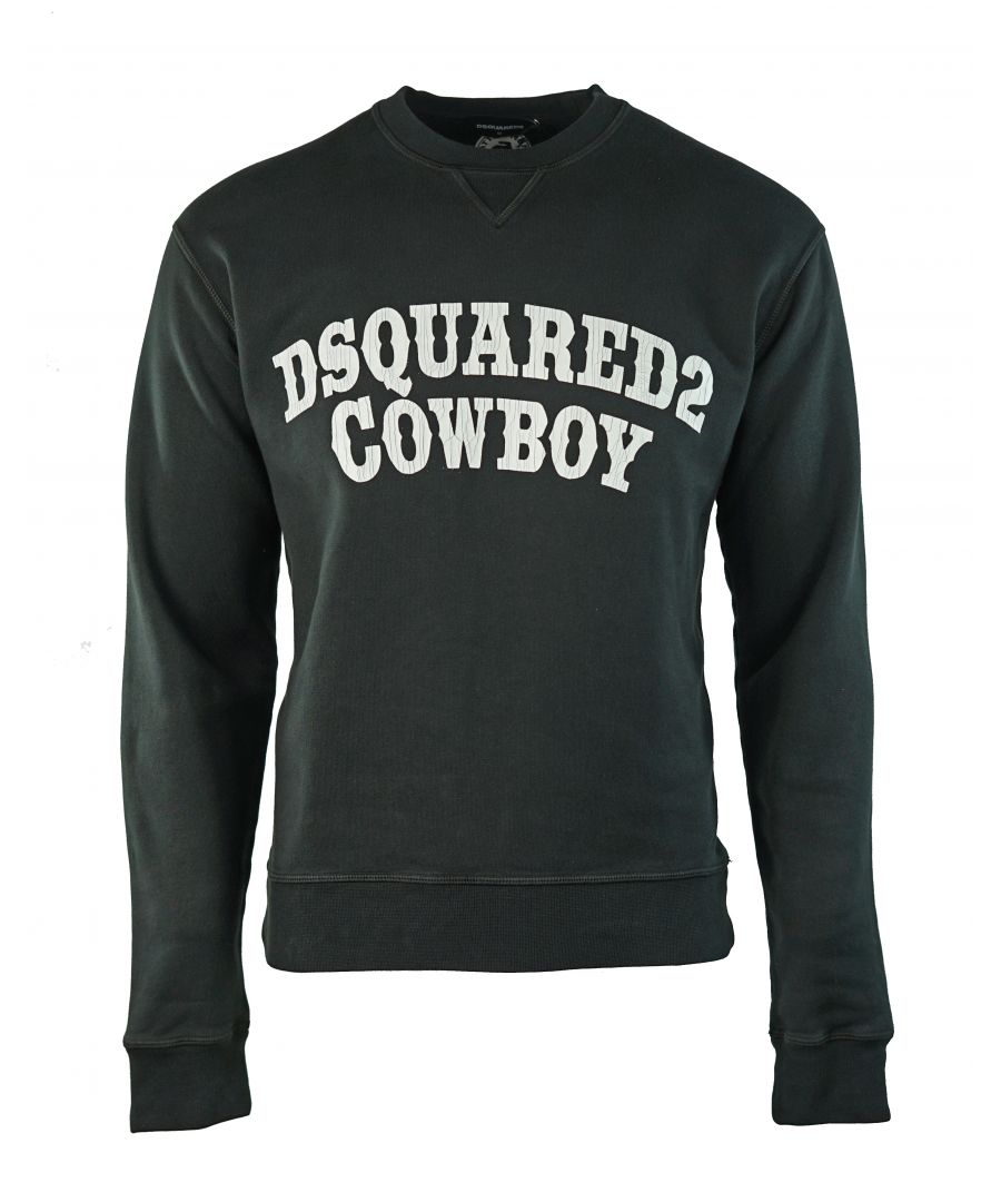 Image for DSquared2 S71GU0247 900 Jumper