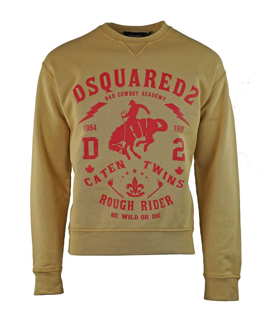 Image for DSquared2 S71GU0248 111 Jumper