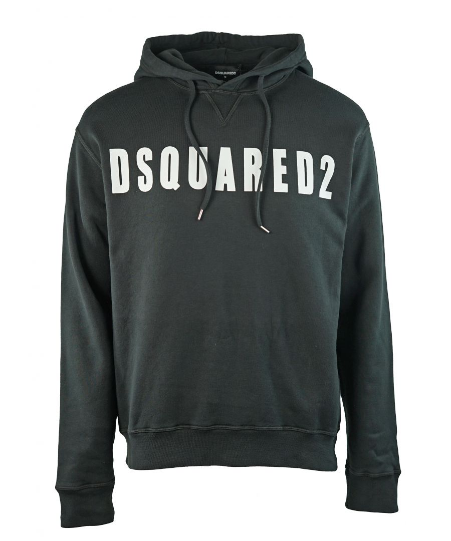 Image for DSquared2 S71GU0250 900 Hoodie