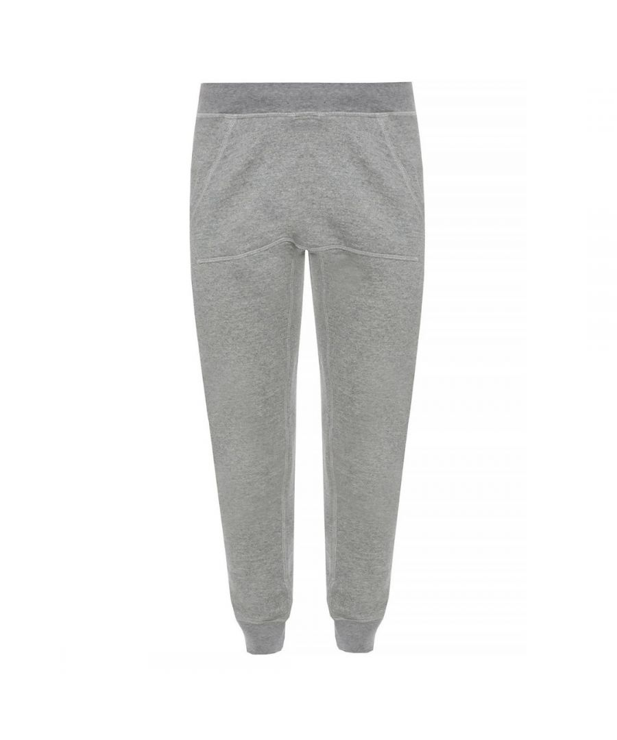 Image for Dsquared2 Loose Fit Logo Grey Sweatpants