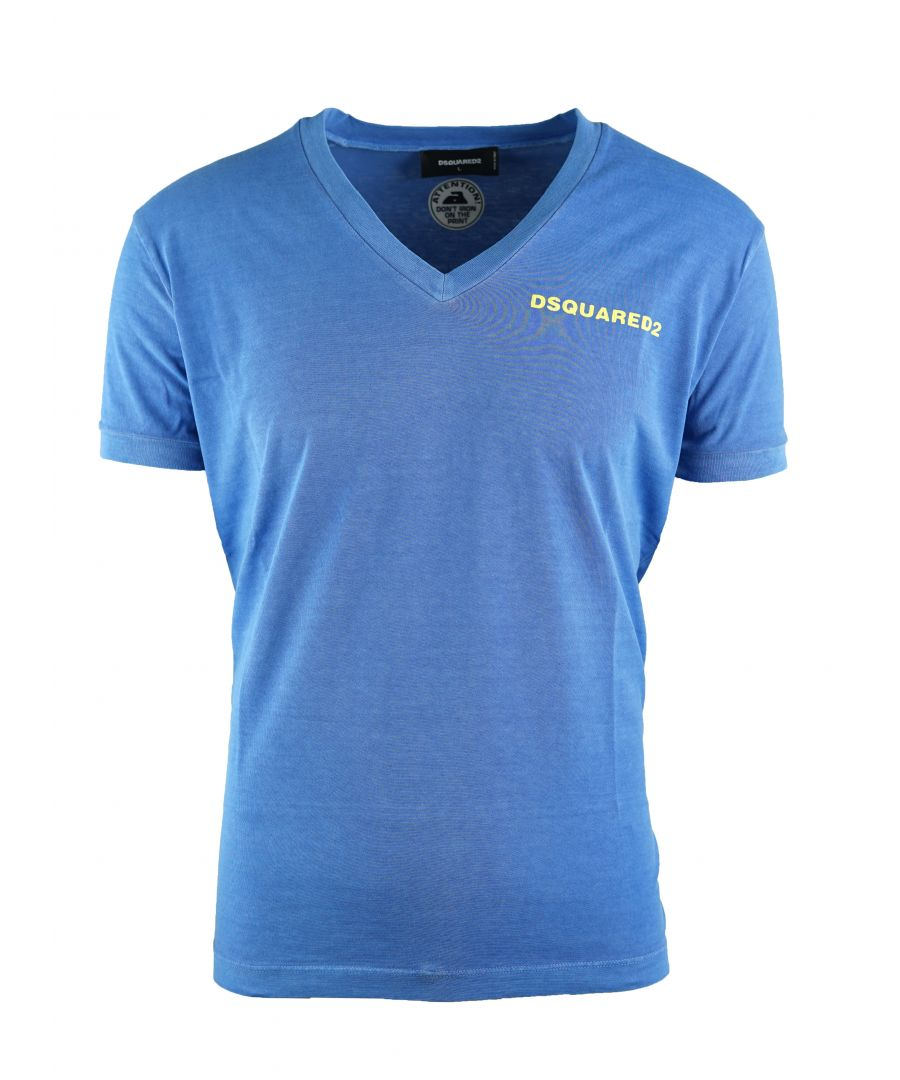 Image for DSquared2 S74GD0203 S20694 519 Mens T-Shirt