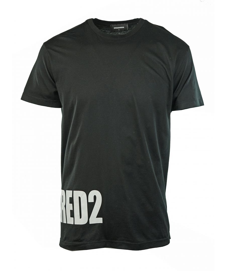 Image for DSquared2 S74GD0463 S22427 900 T-Shirt