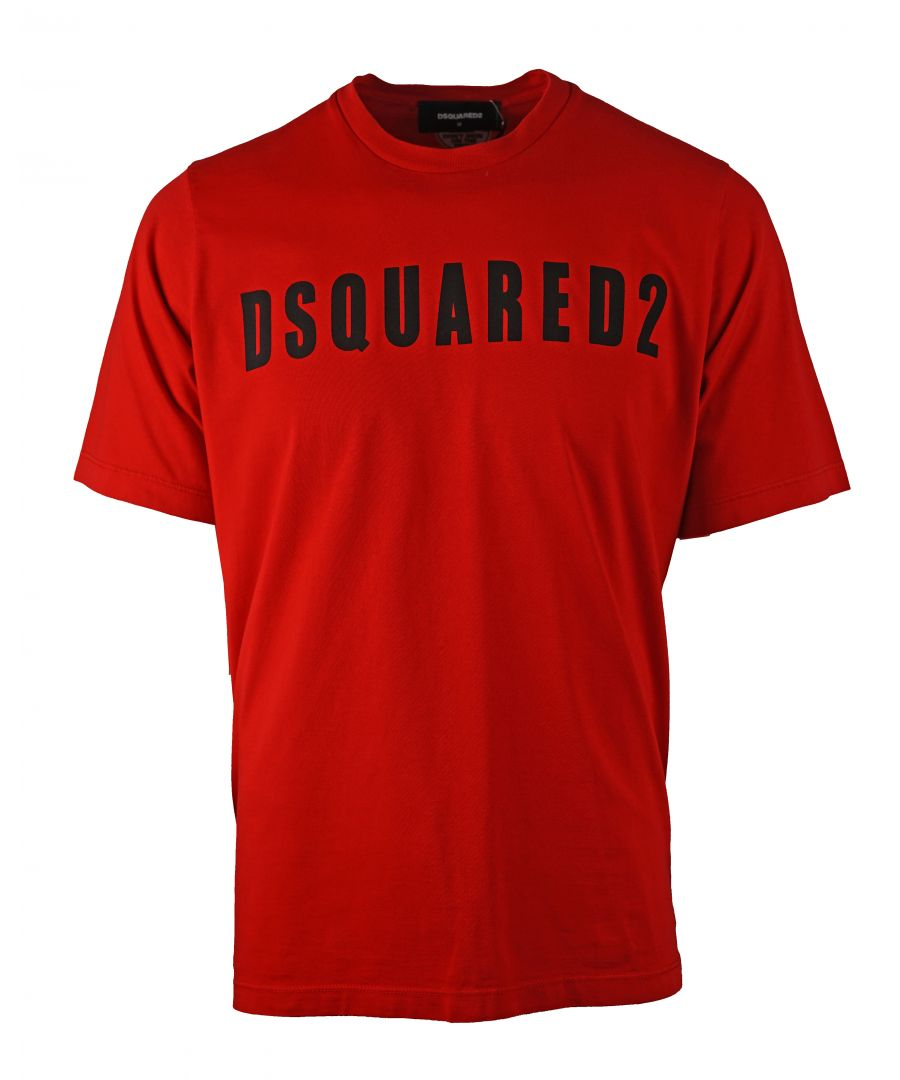 Image for DSquared2 S74GD0472 S20694 307 T-Shirt