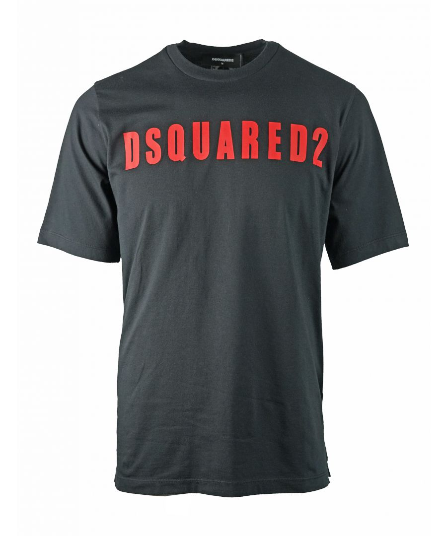 Image for DSquared2 S74GD0472 S20694 900 T-Shirt