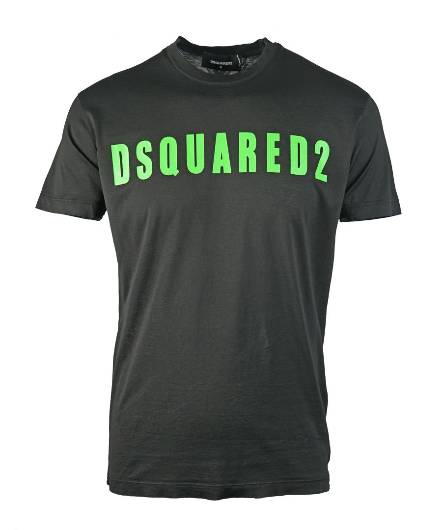 Image for DSquared2 S74GD0488 S22427 985X T-Shirt