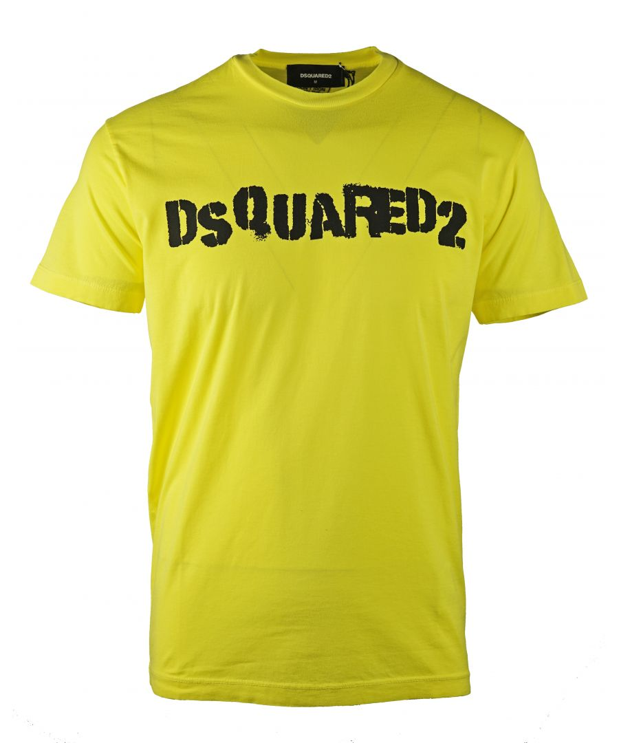 Image for DSquared2 S74GD0494 S22427 172 T-Shirt