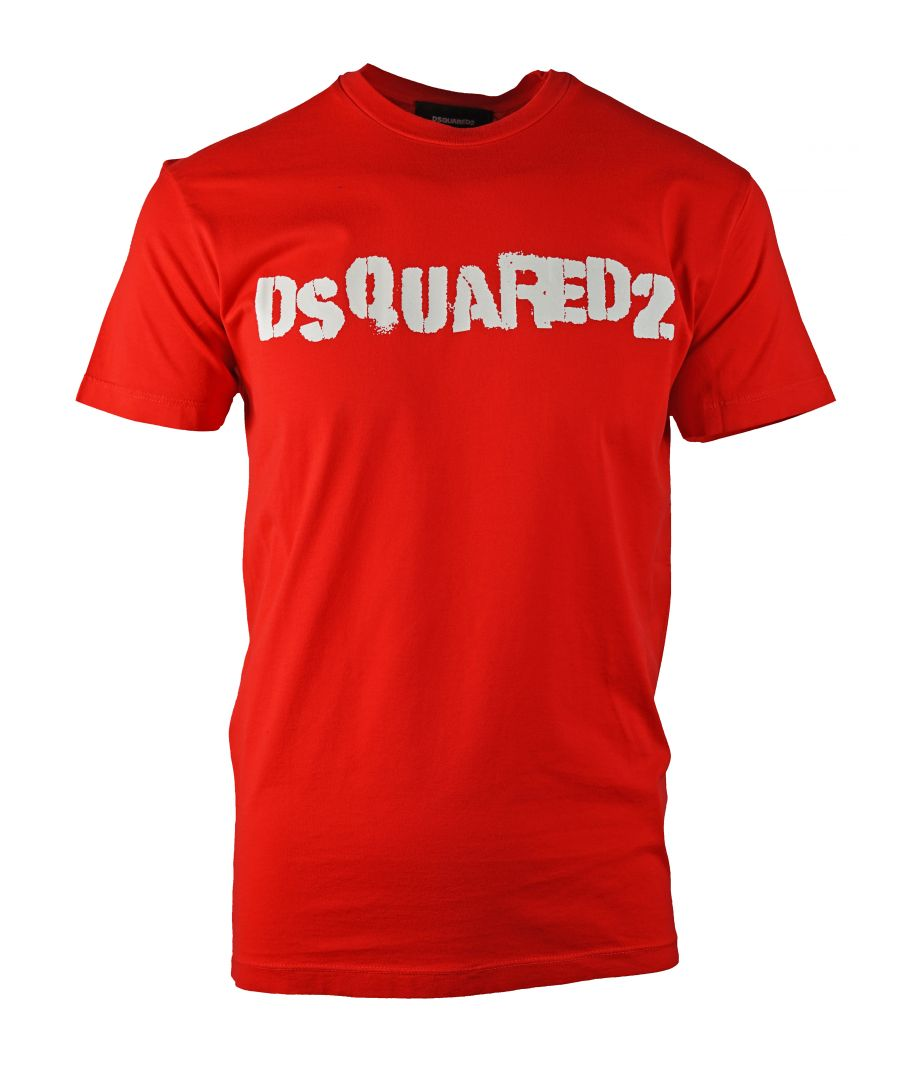 Image for DSquared2 S74GD0494 S22427 304 T-Shirt