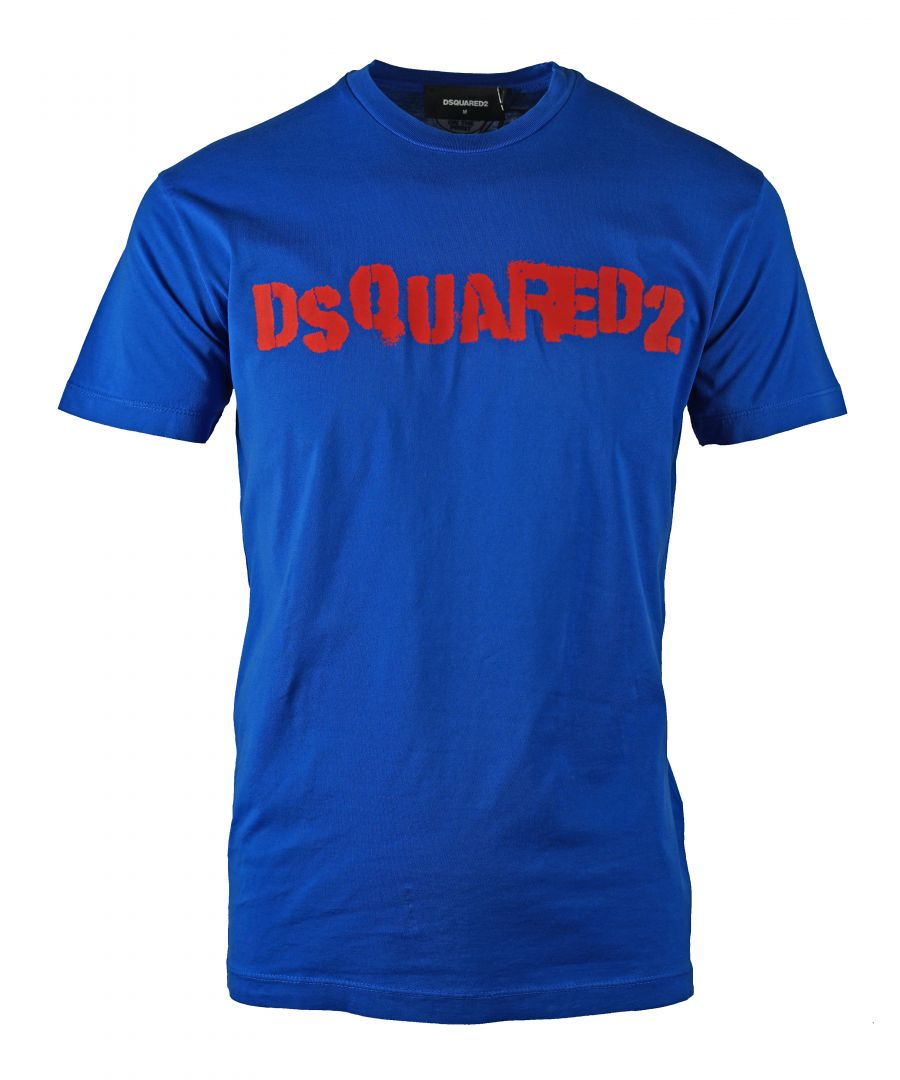 Image for DSquared2 S74GD0494 S22427 476 T-Shirt