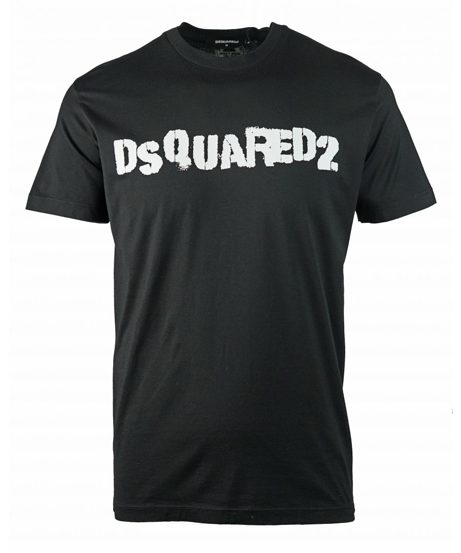 Image for DSquared2 S74GD0494 S22427 900 T-Shirt