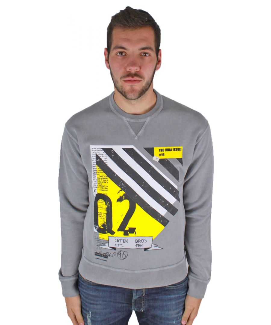 Image for DSquared2 S74GU0137 858 Jumper