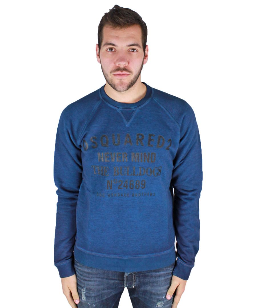 Image for DSquared2 S74GU0139 505 Jumper